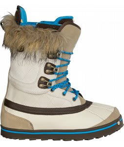 Burton Sterling Snowboard Boots Tan/Brown