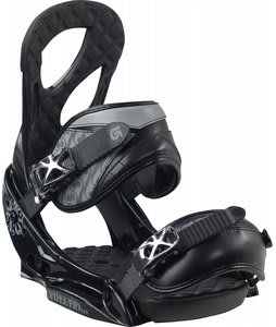 Burton Stiletto EST Snowboard Bindings Black