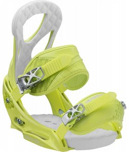Burton Stiletto EST Snowboard Bindings Lime Drop