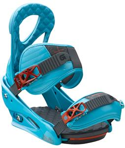 Burton Stiletto Restricted Snowboard Bindings In Blum