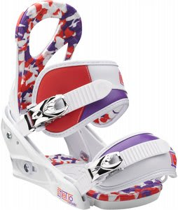 Burton Stiletto Smalls Snowboard Bindings Small