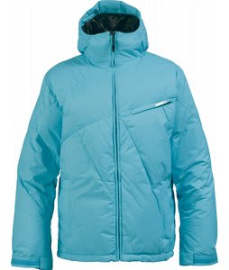 Burton Strapped Down Snowboard Jacket Curacao