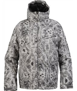 Burton Strapped Down Snowboard Jacket Good Trp Print