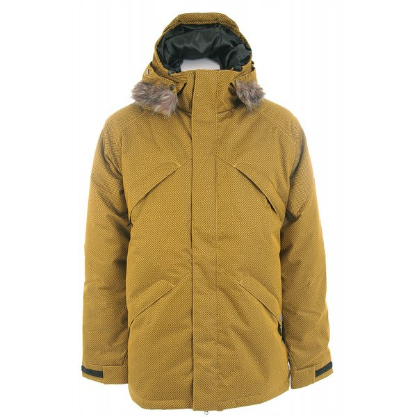 Burton Strapped Down Snowboard Jacket
