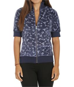 Burton Stray Bullet Zip Shirt Night Loch Blue