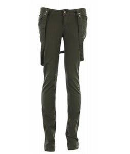 Burton Streamline Street Pants Burnt Olive Hrbn