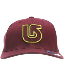 Burton Striker Flexfit Cap Crimson