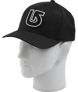 Burton Striker Flexfit Cap True Black