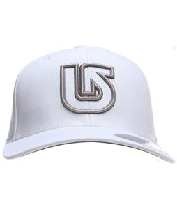Burton Striker Flexfit Cap Stout White