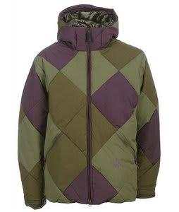 Burton Ronin Stroll Down Snowboard Jacket Hazel