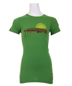 Burton Summer 81 T-Shirt Evergreen