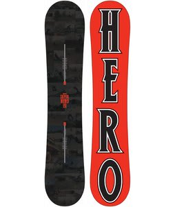 Burton Super Hero Snowboard Blem 151