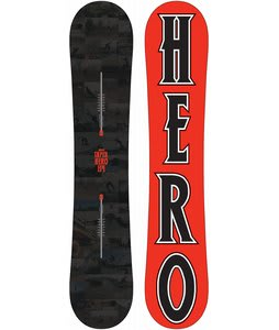 Burton Super Hero Snowboard Blem 154
