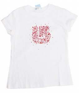 Burton Super Star T-Shirt White