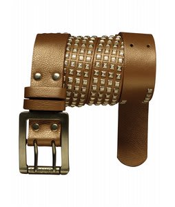 Burton Super Studded Belt Gold