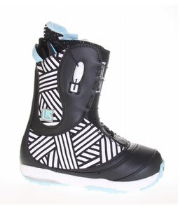 Burton Supreme Snowboard Boots Black