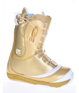 Burton Supreme Snowboard Boots Gold