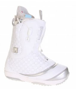 Burton Supreme Snowboard Boots White