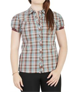 Burton Surrender Shirt Coca Plaid