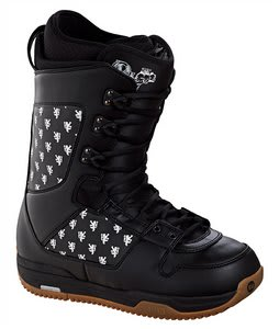 Burton Shaun White Snowboard Boots Black