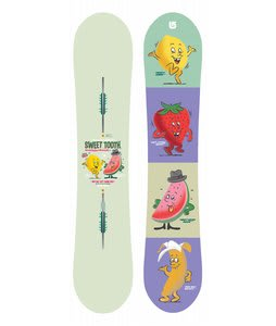 Burton Sweet Tooth Blem Snowboard Early Release