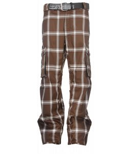 Burton Heavens Reward LTD Snowboard Pants LTD Faded Plaid