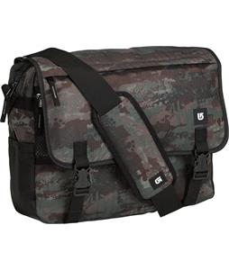 Burton Synth Messenger Bag Canvas Camo 19L