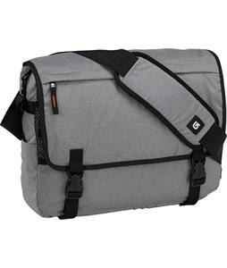 Burton Synth Messenger Bag Pewter Heather 19L