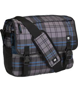 Burton Synth Messenger Bag Vista Plaid 19L