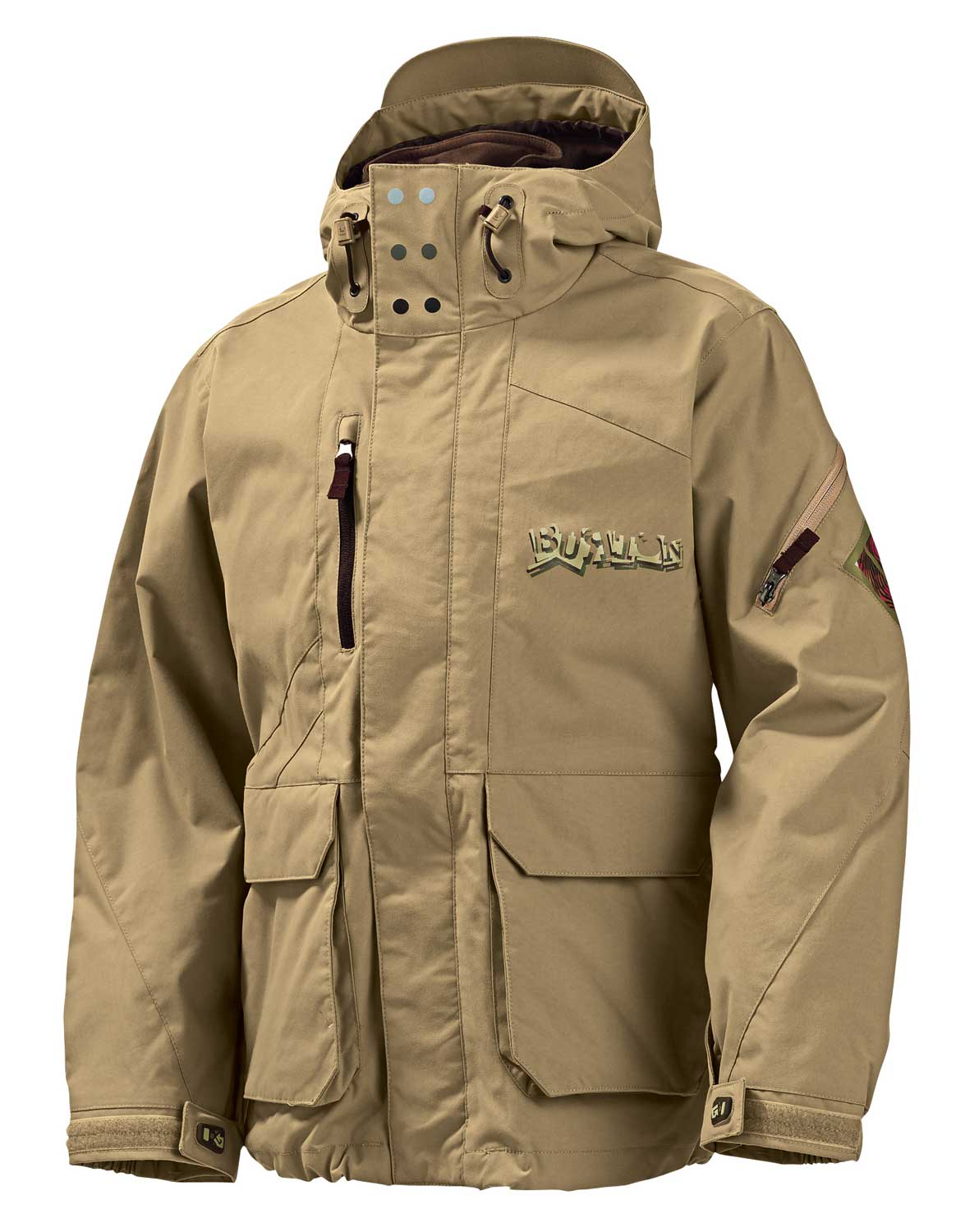 Shop for Burton System Snowboard Jacket Coriander - Kid's
