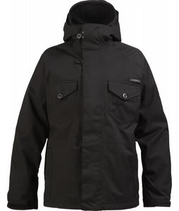 Burton System Snowboard Jacket True Black