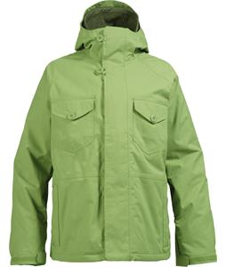Burton System Snowboard Jacket Chlorophyll
