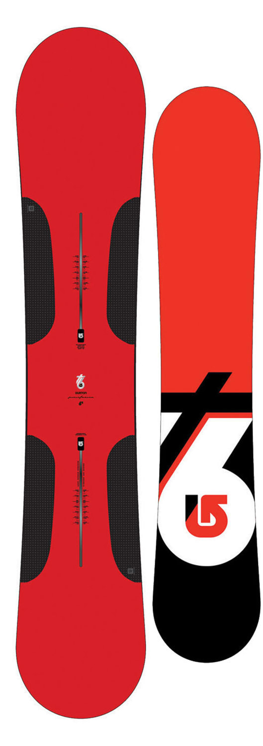 Shop for Burton T6 Wide Snowboard 164 - Men's