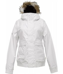 Burton Tabloid Snowboard Jacket Bright White