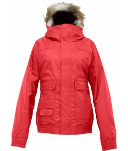 Burton Tabloid Snowboard Jacket Fox Hunt