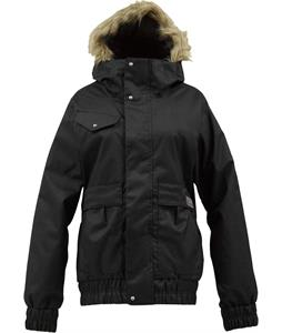 Burton Tabloid Snowboard Jacket True Black