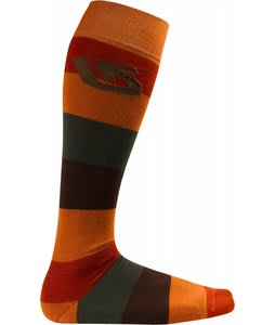 Burton Tailgate Socks Clockwork