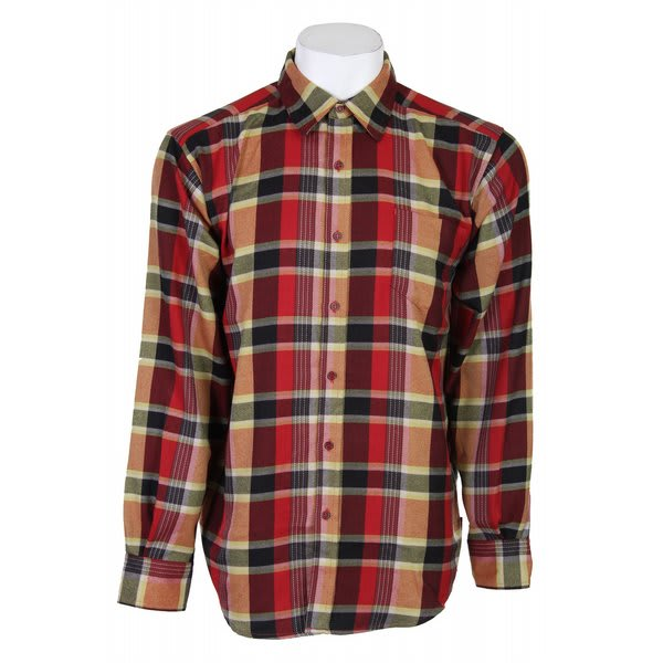 Burton Tech Flannel Shirt