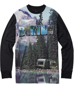 Burton Tech Baselayer Top Backwoods