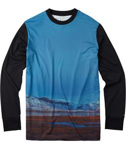 Burton Tech Baselayer Top Blotto Iceland