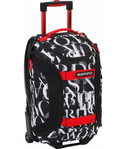 Burton Tech Lt Carry On Bag Effect