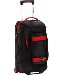 Burton Tech Light 21 Carry On Travel Bag True Black/Red