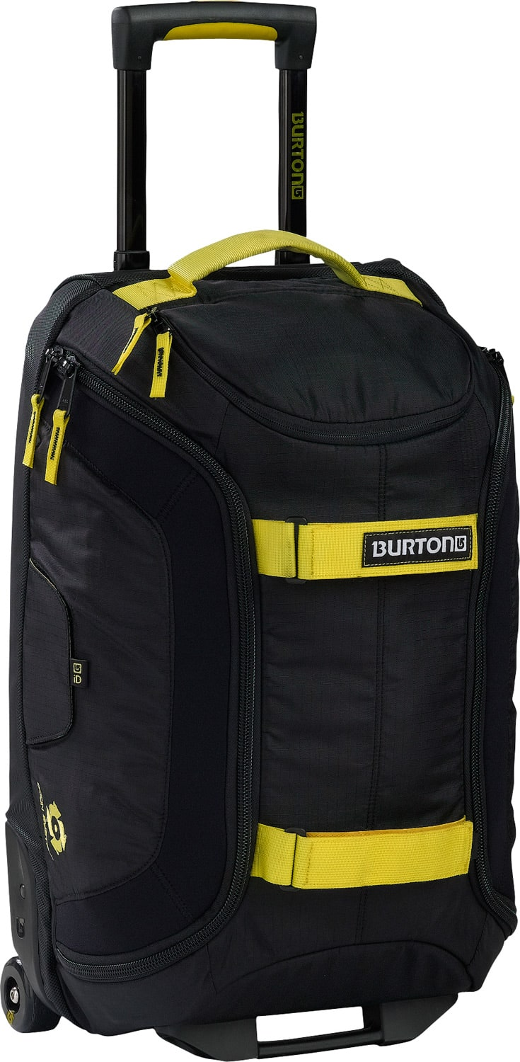 "Shop for Burton Tech Light 21"" Carry On Travel Bag True Black - Men's"
