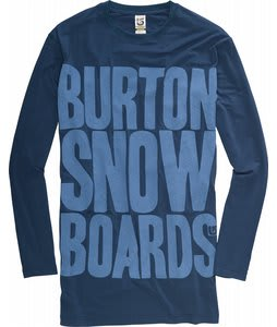 Burton Tech Tall L/S First Layer Shirt