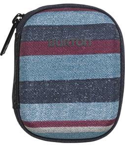 Burton The Kit Wallet Cerulean Woven Stripe