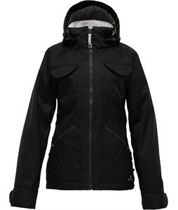 Burton Theory Snowboard Jacket True Black