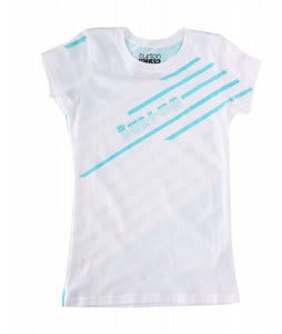 Burton Throwback T-Shirt Bright White