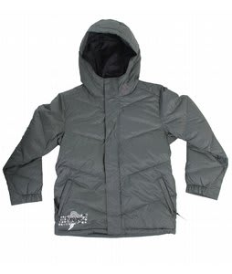 Burton Throw Down Snowboard Jacket Gunmetal