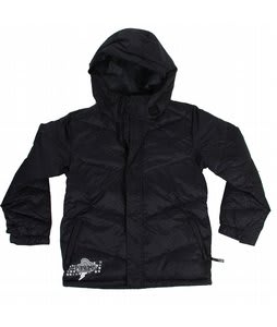 Burton Throw Down Snowboard Jacket True Black