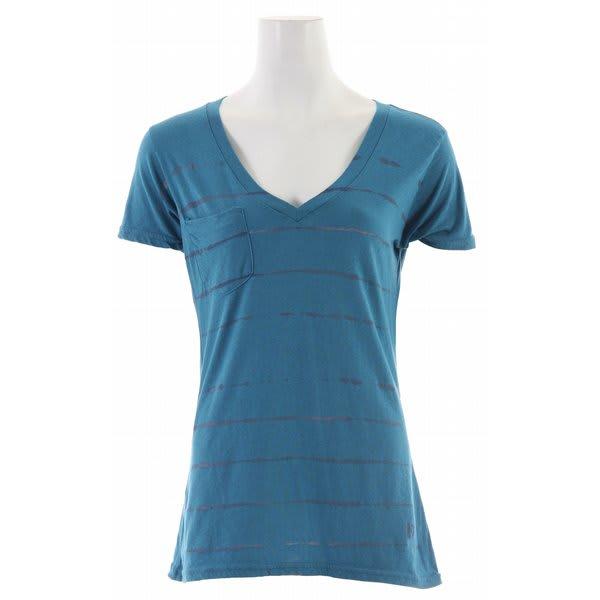 Burton Tie Lines V-Neck T-Shirt